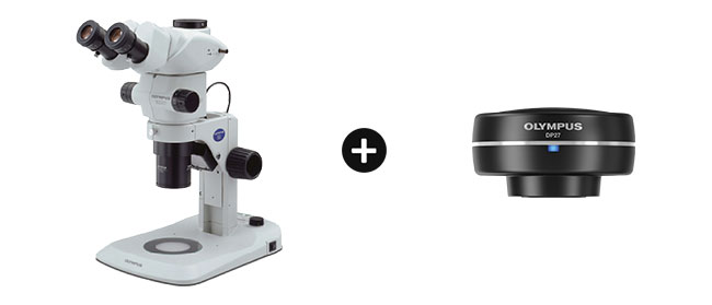 Global Prize: SZX7 microscope and DP27 camera